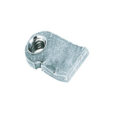 Metall-Laschen für Laschenschrauben