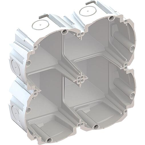 Quickbox Kombi 2x2