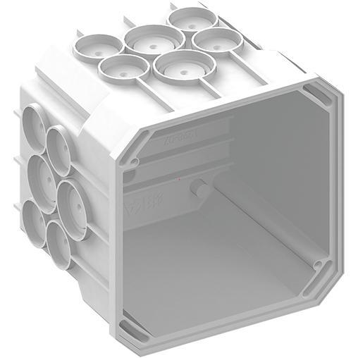 für Hohlwände oder brennbare Materialien, 101mm