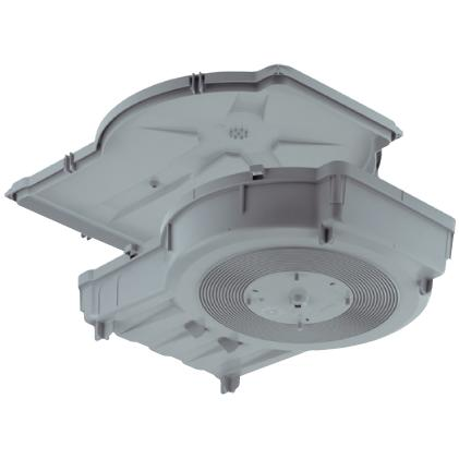 KompaX®1 housing for on-site mixed concrete