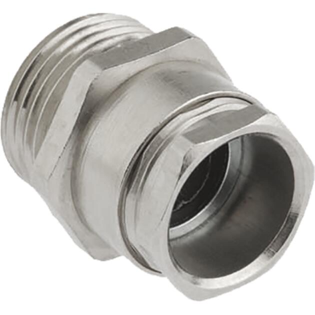 Cable glands nickel-plated brass according to DIN 46320-C4-MS